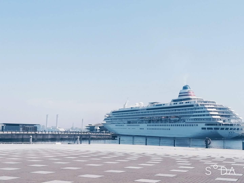 横浜,みなとみらい,景色,赤レンガ