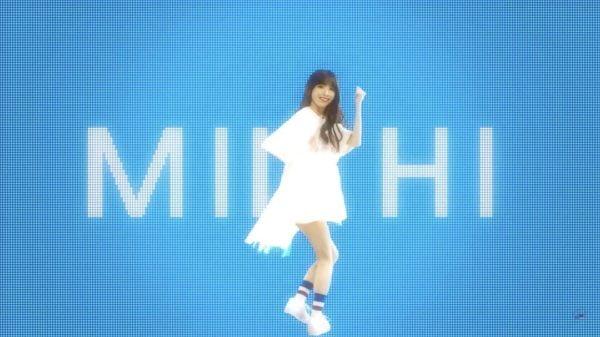 虹プロ,メンバーカラー,NiziU,Makeyouhappy,MV,ミイヒ