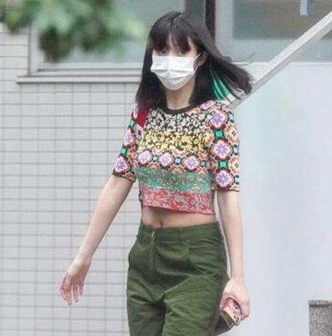 池田エライザ,FRIDAY