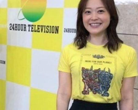 水卜麻美,24時間テレビ,2020,痩せた