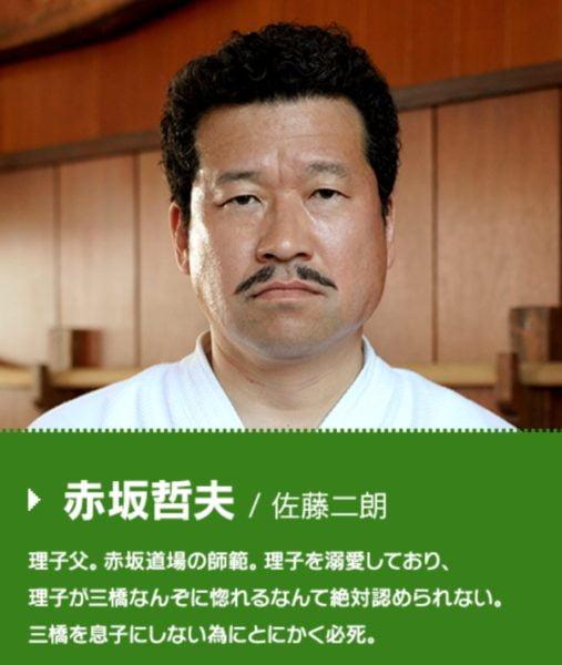 佐藤次郎,今日から俺は!!,赤坂哲夫,福田監督作品