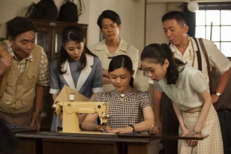 趣里,杉咲花,高畑充希,とと姉ちゃん,唐沢寿明